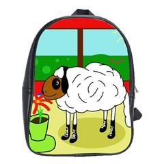 Urban sheep School Bags(Large)