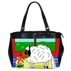 Urban sheep Office Handbags (2 Sides)