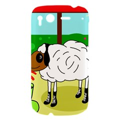 Urban sheep HTC Desire S Hardshell Case
