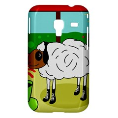 Urban sheep Samsung Galaxy Ace Plus S7500 Hardshell Case