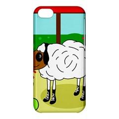 Urban sheep Apple iPhone 5C Hardshell Case