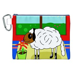 Urban Sheep Canvas Cosmetic Bag (xxl)