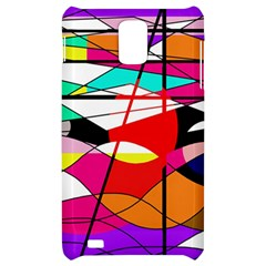 Abstract waves Samsung Infuse 4G Hardshell Case