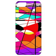 Abstract waves Apple iPhone 5 Classic Hardshell Case