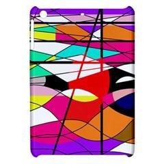 Abstract waves Apple iPad Mini Hardshell Case