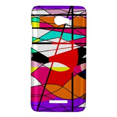 Abstract waves HTC Butterfly X920E Hardshell Case