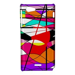 Abstract waves Sony Xperia J