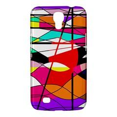 Abstract waves Samsung Galaxy Mega 6.3  I9200 Hardshell Case