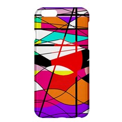 Abstract waves Apple iPhone 6 Plus/6S Plus Hardshell Case