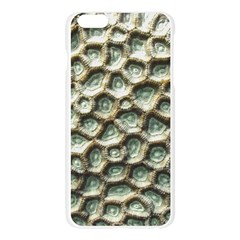 Ocean Pattern Apple Seamless iPhone 6 Plus/6S Plus Case (Transparent)
