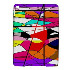 Abstract waves iPad Air 2 Hardshell Cases