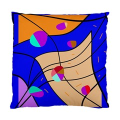 Decorative abstract art Standard Cushion Case (One Side)