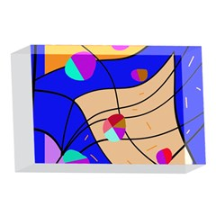 Decorative abstract art 4 x 6  Acrylic Photo Blocks