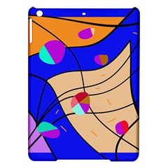 Decorative abstract art iPad Air Hardshell Cases
