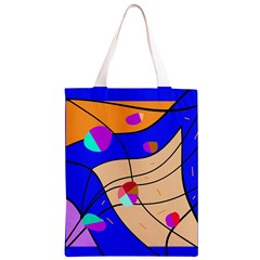 Decorative abstract art Classic Light Tote Bag