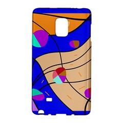 Decorative abstract art Galaxy Note Edge