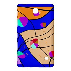 Decorative abstract art Samsung Galaxy Tab 4 (7 ) Hardshell Case