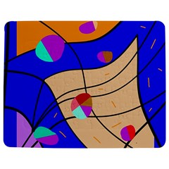 Decorative abstract art Jigsaw Puzzle Photo Stand (Rectangular)