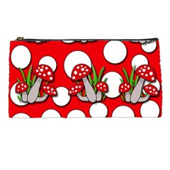 Mushrooms pattern Pencil Cases