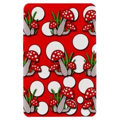 Mushrooms pattern Kindle Fire (1st Gen) Hardshell Case
