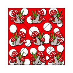 Mushrooms pattern Acrylic Tangram Puzzle (6  x 6 )