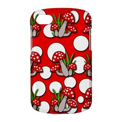 Mushrooms pattern BlackBerry Q10