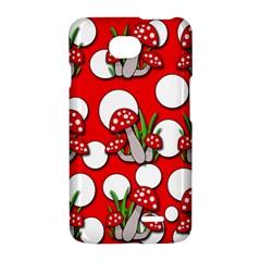 Mushrooms pattern LG Optimus L70