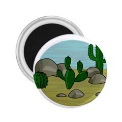 Desert 2.25  Magnets