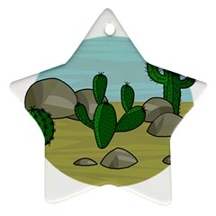 Desert Ornament (Star)