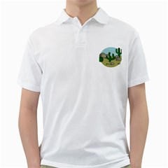 Desert Golf Shirts