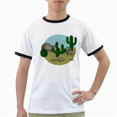 Desert Ringer T-Shirts