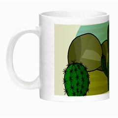 Desert Night Luminous Mugs