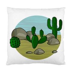 Desert Standard Cushion Case (One Side)