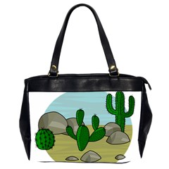 Desert Office Handbags (2 Sides)
