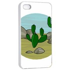 Desert Apple iPhone 4/4s Seamless Case (White)