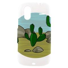 Desert HTC Amaze 4G Hardshell Case