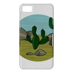 Desert BlackBerry Z10