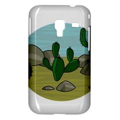 Desert Samsung Galaxy Ace Plus S7500 Hardshell Case