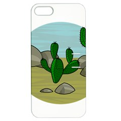 Desert Apple iPhone 5 Hardshell Case with Stand