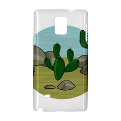 Desert Samsung Galaxy Note 4 Hardshell Case