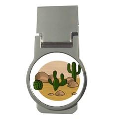 Desert 2 Money Clips (Round)