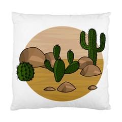 Desert 2 Standard Cushion Case (Two Sides)