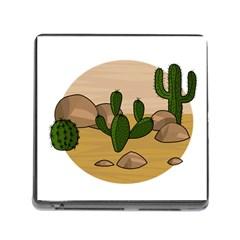 Desert 2 Memory Card Reader (Square)
