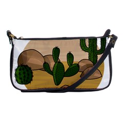 Desert 2 Shoulder Clutch Bags