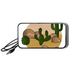 Desert 2 Portable Speaker (Black)
