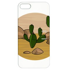 Desert 2 Apple iPhone 5 Hardshell Case with Stand