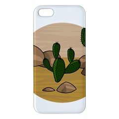Desert 2 Apple iPhone 5 Premium Hardshell Case