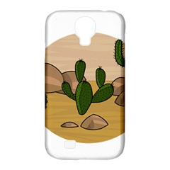 Desert 2 Samsung Galaxy S4 Classic Hardshell Case (PC+Silicone)