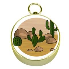 Desert 2 Gold Compasses