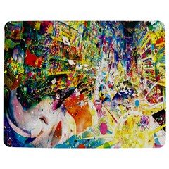 Multicolor Anime Colors Colorful Jigsaw Puzzle Photo Stand (Rectangular)